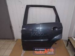 Дверь задняя левая Ford Fiesta 2005-2008