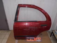 Дверь задняя левая Nissan Almera N15 1995-2000