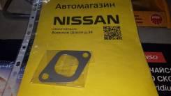 Прокладка выпускного коллектора на Nissan 14036-43G00 TD27 Лицензия 14036-43G00