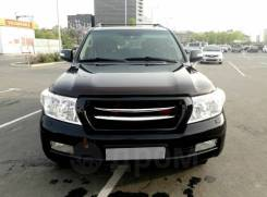 Бампер Toyota Land Cruiser 200
