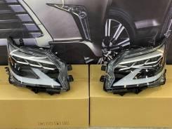 Передняя оптика Lexus GX460 2020 год