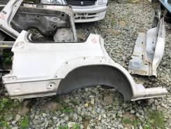 Крыло заднее правое бежевое(1А5) Toyota Hilux Surf KZN185
