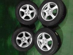 (Комплект 4672)Toyo Garit G5 185/70R14+диски VX Wheels