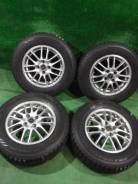 (Комплект 4747)Toyo WinterTranpath MK Alpha 185/70R14+диски Bridgeston