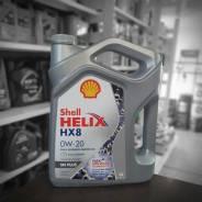 Shell Helix. 0W-20, синтетическое, 4,00л.