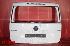 Крышка багажника рестайл (14-) OEM 5L6827025F Skoda Yeti