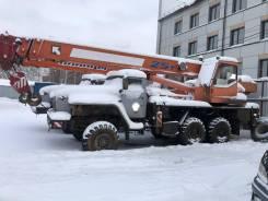 Клинцы КС-55713-3К-1. Продается автокран Урал КС 55713-3К-1, 21,00м.