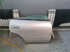 Дверь задняя правая Toyota Mark 2 JZX100