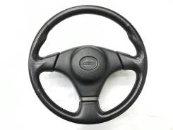Оригинальный спортивный кожаный обод руля Toyota Altezza