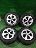 (Комплект 4798)Bridgestone Revo GZ 195/65R15+диски Toyota Prius 30