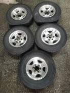 Комплект колес Land Cruiser 80 265/70/R16
