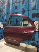 Дверь задняя левая на Nissan Bluebird Sylphy QG10