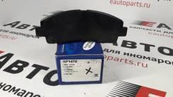 Колодки тормозные передние дисковые Sangsin SP1470