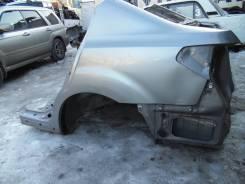 Крыло заднее левое C6Z, Subaru Legacy B4 BM9 EJ253 2010 №47