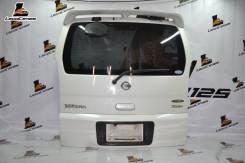 Дверь багажника в сборе Rider Nissan Serena TNC24 (LegoCar125) QR20