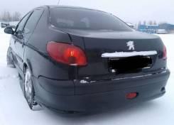 Дверь боковая задняя левая Peugeot