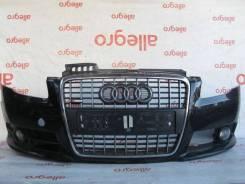 Бампер передний Audi A4 B7 S-Line 2007-2009