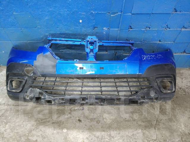 Renault Sandero Stepway 18- Бампер передний б/у 620220494R
