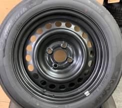 195/65R15 Goodyear Ice Navi 6 Japan с дисками Honda R15 4*100 6j