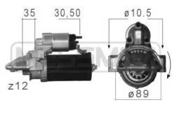 Стартер 12V 1.7Kw 220680 ERA 220680 220680
