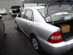 Заднее левое крыло Toyota Corolla NZE121