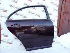 Дверь задняя правая Toyota Avensis AZT251 2007 г