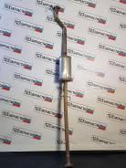 Труба глушителя средняя часть Honda CR-V RM1 2012 г