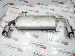 Глушитель задняя банка Nissan Murano TNZ51 2009 г