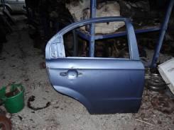 Дверь задняя правая Chevrolet Aveo 2004-2011