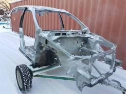 Передняя часть кузова Toyota Ipsum SXM15G 2001 г