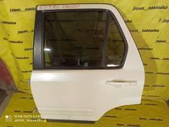 Дверь Honda CR-V RD5 RD4 K20A, левая задняя (2001)