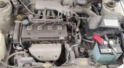 Двигатель в сборе ДВС Toyota Corona Premio 4AFE