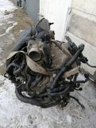 Двигатель в сборе HR15 4WD со всем навесным Nissan Wingroad NY12.