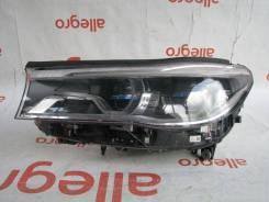 BMW 7 G11 G12 фара передняя левая laserlight 2015+