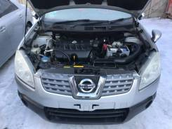 Двигатель Nissan Dualis