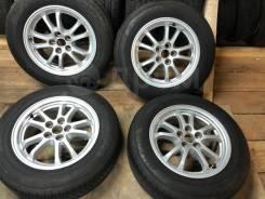 Комплект колёс 195/65R15 Yokohama литьё 5x100 Toyota Япония.