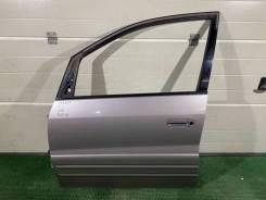 Дверь передняя левая Toyota Nadia Type SU 2002 цвет 1D2