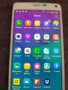 Samsung Galaxy Note 4. Б/у, 32 Гб, Черный, 3G, 4G LTE, NFC