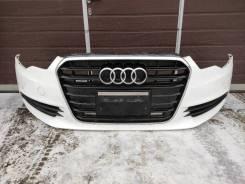 Бампер передний в сборе Audi A6 C7 2012