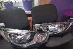 Фара любая Hyundai Solaris Солярис 10-14г