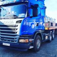 Scania G400. Тягач 2017 6*4, 13 000куб. см., 30 000кг., 6x4