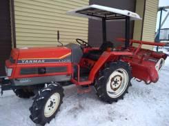 Yanmar FX235. Мини-трактор +фреза 1,5м., 23,00л.с., В рассрочку