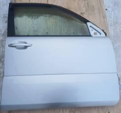 Дверь боковая передняя правая в сборе цвет 1D4 на TLC Prado 120