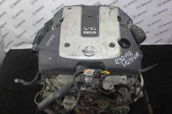 Двигатель VQ37-VHR Infiniti FX37