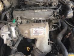 Двигатель Toyota 4SFE бес навесного