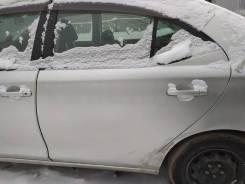 Дверь задняя левая Toyota Allion (1c0, дефект)