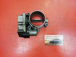 Дроссельная заслонка 35100-27410 на D4EB Hyundai Santa Fe 3510027410
