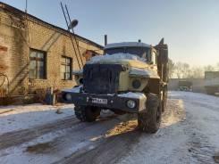 Урал 4320. Продается урал 4320, 14 000куб. см., 20 123кг., 6x6