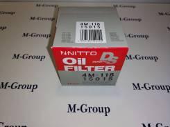 Фильтр масляный Nitto 4M-118 15015 C-316 / C-307 Оригинал Япония