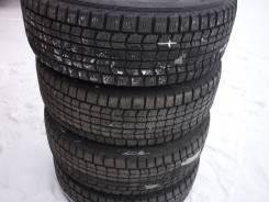Dunlop Grandtrek SJ7. зимние, без шипов, 2011 год, б/у, износ 10%